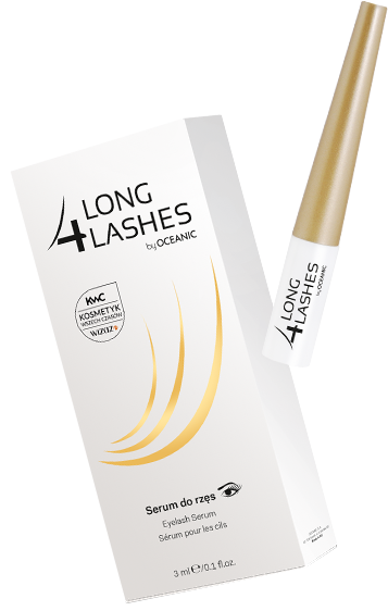 Long 4 Lashes Packshot