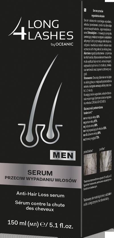 serum przeciw wypadaniu włosów dla mężczyzn