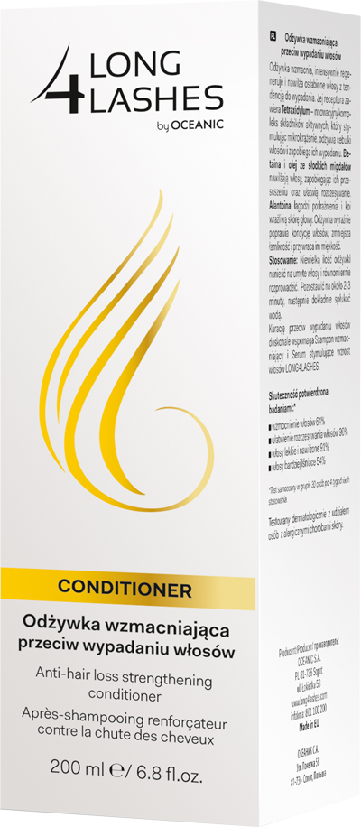 Anti-hair loss strengthening conditioner
