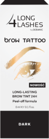 Long4Lashes Brow Tattoo