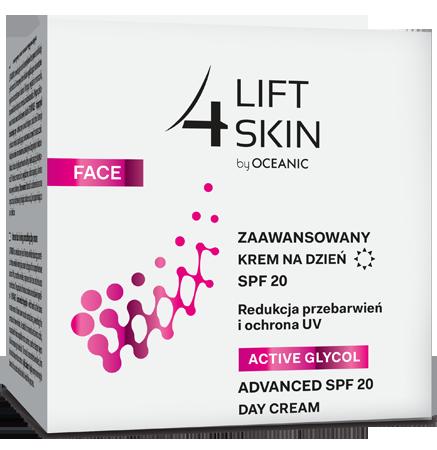 Advanced SPF 20 day cream
