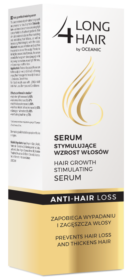Hair growth stimulating serum