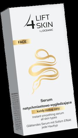 Instant smoothing serum
